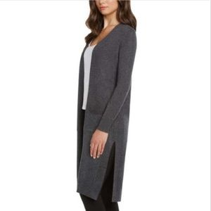 Matty M Sweaters - Matty M Ladies' Women's Open Front Duster Knee Len